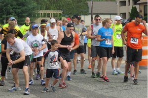 7th Annual Talk While You Walk/5k Run for Peggy Spiegler